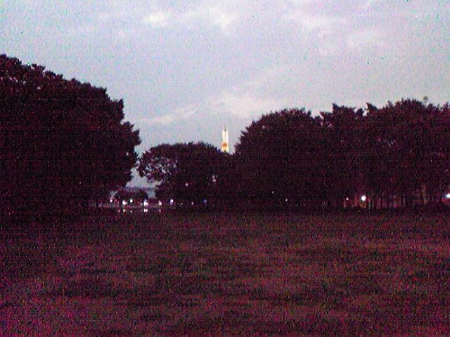 モブログから、、 つくば中央公園