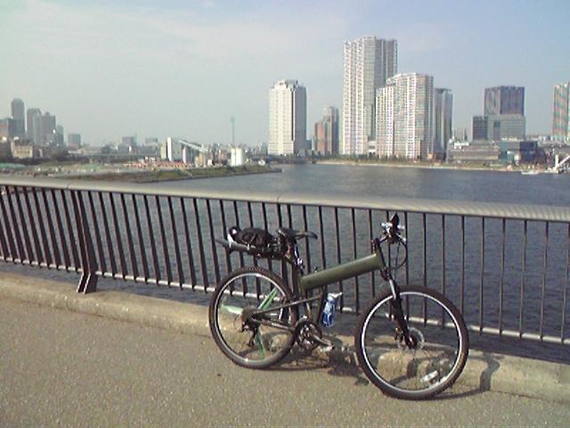 モブログから、、 都内サイクリング